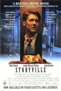Постер фильма Сторивилл (1992)