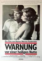 Предостережение святой блудницы (1971)