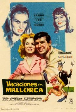 Постер фильма Отпуск на Майорке (1959)