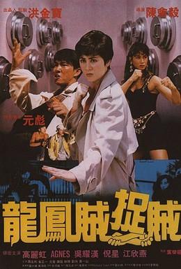 Постер фильма Право воровать (1990)