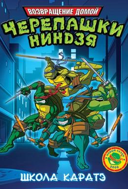 Постер фильма Мутанты черепашки ниндзя. Новые приключения! (2006)