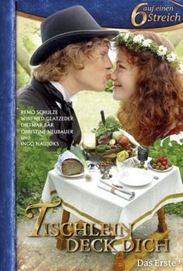 Постер фильма Столик-сам-накройся, золотой осёл и дубинка из мешка (2008)