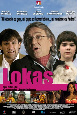 Постер фильма Локас (2008)