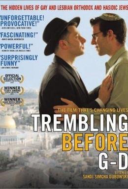 Постер фильма Трепет перед Б-гом (2001)