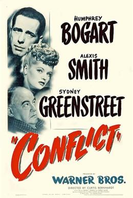 Постер фильма Конфликт (1945)