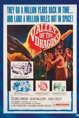 Постер фильма Долина драконов (1961)