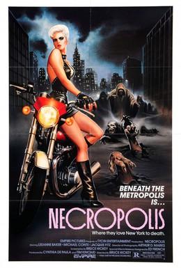Постер фильма Некрополис (1986)