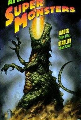 Постер фильма Атака супермонстров (1982)