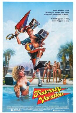 Постер фильма Студенческие каникулы (1985)