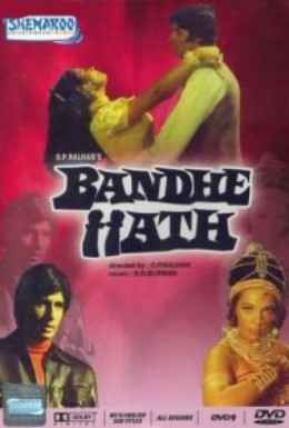Постер фильма Связанные руки (1973)