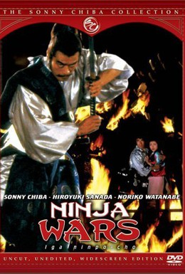 Постер фильма Война ниндзя (1982)