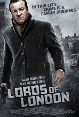 Постер фильма Короли Лондона (2014)