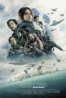 Постер фильма Изгой-один: Звёздные войны. Истории (2016)