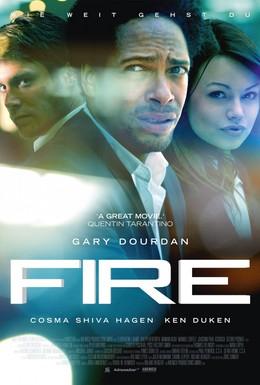 Постер фильма Огонь (2009)