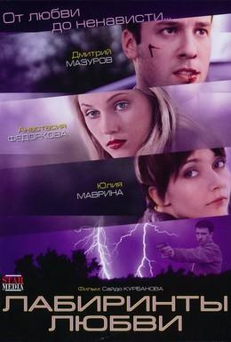 Постер фильма Лабиринты любви (2007)