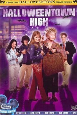 Постер фильма Хэллоуинтаун 3 (2004)