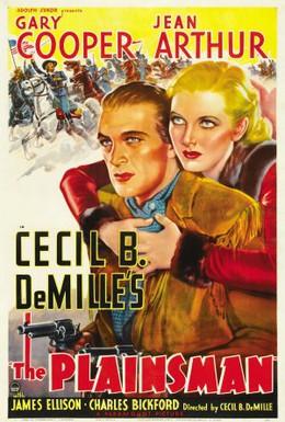 Постер фильма Человек с равнины (1936)