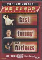 Джеки Чан: Быстрый, весёлый и яростный (2002)