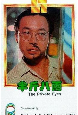 Постер фильма Частные детективы (1976)