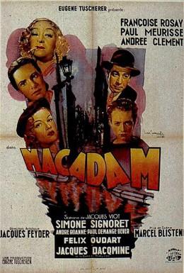 Постер фильма Макадам (1946)