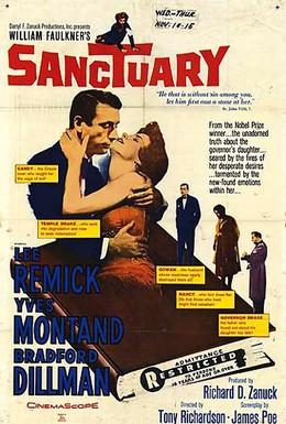 Постер фильма Убежище (1961)