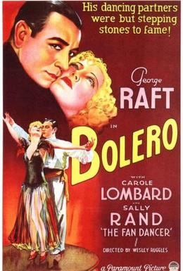 Постер фильма Болеро (1934)