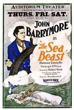 Постер фильма Морское чудовище (1926)