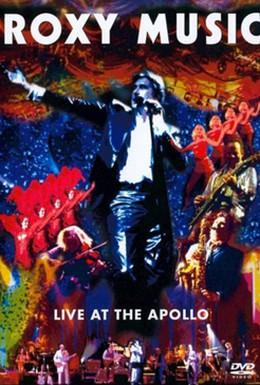 Постер фильма Roxy Music: Live at the Apollo (2003)