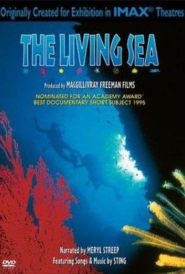 Постер фильма Живой океан (1995)