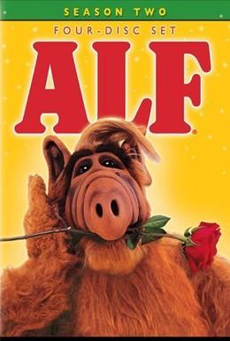 Постер фильма Альф (1986)