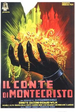 Постер фильма Граф Монте-Кристо: Эдмон Дантес (1943)