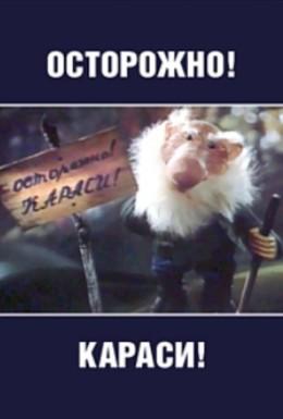 Постер фильма Осторожно, караси! (1987)