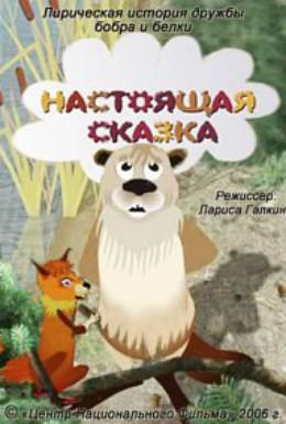 Постер фильма Настоящая сказка (2006)