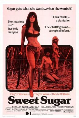 Постер фильма Сладкая милашка (1972)
