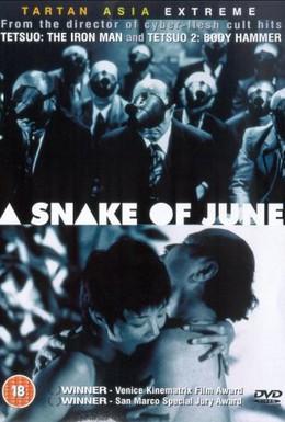 Постер фильма Июньский змей (2002)