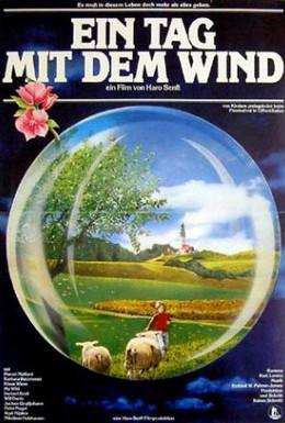 Постер фильма Один день с ветром (1979)
