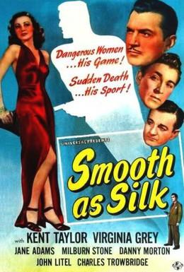 Постер фильма Как по маслу (1946)