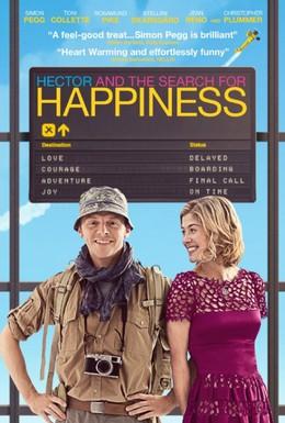 Постер фильма Путешествие Гектора в поисках счастья (2014)