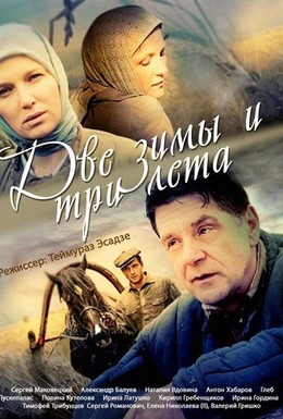 Постер фильма Две зимы и три лета (2013)
