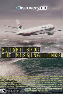 Постер фильма Пропавший Боинг: В поисках слабого звена (2014)
