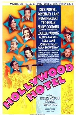 Постер фильма Отель Голливуд (1937)