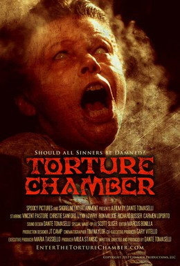 Постер фильма Камера пыток (2013)