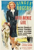 Девушка с пятой авеню (1939)