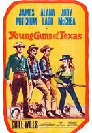 Молодые стрелки Техаса (1962)