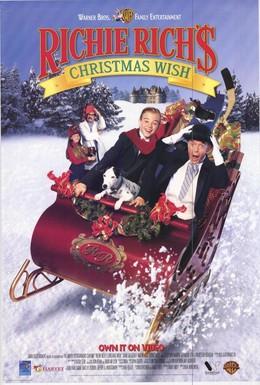 Постер фильма Необычное Рождество Ричи Рича (1998)