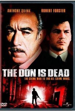 Постер фильма Дон мертв (1973)