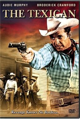 Постер фильма Техасец (1966)
