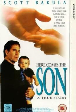 Постер фильма Вот он, сын (1996)