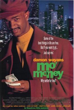 Постер фильма Больше денег (1992)