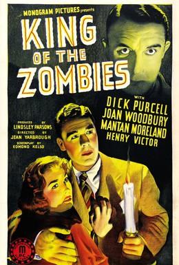 Постер фильма Король зомби (1941)